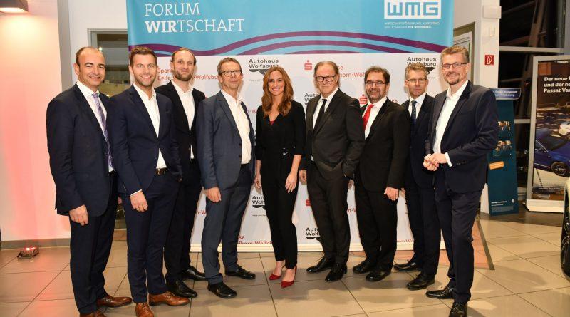 Forum Wirtschaft 2019 im Autohaus Wolfsburg