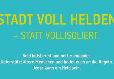 WMG startet Kampagne #stadtvollhelden mit           Serviceoffensive für Wolfsburger Wirtschaft