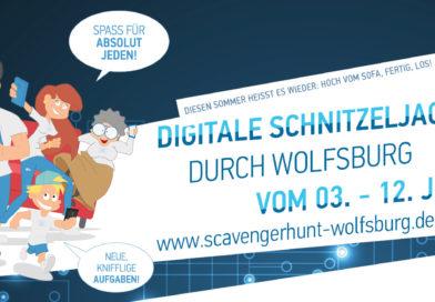 Mit Spaß und Teamgeist punkten: Zweite Scavenger Hunt Wolfsburg startet am 3. Juli