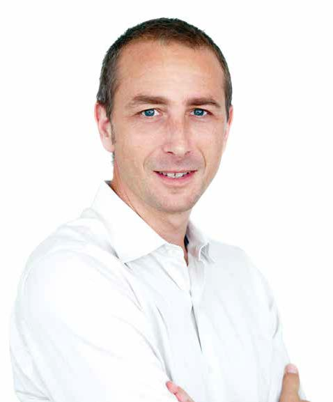 Alexander Badini, der Experte für agiles Arbeiten