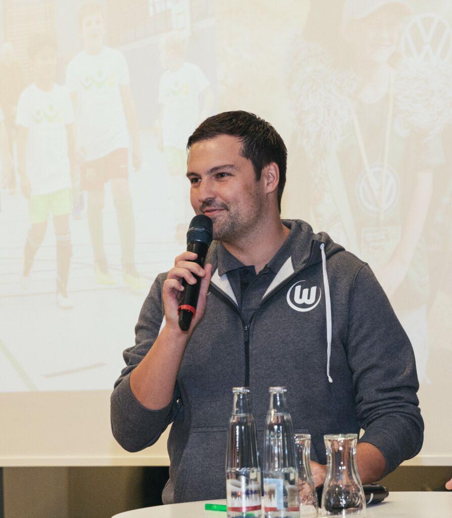Robin Joop (Corporate Social Responsibility), VfL Wolfsburg
