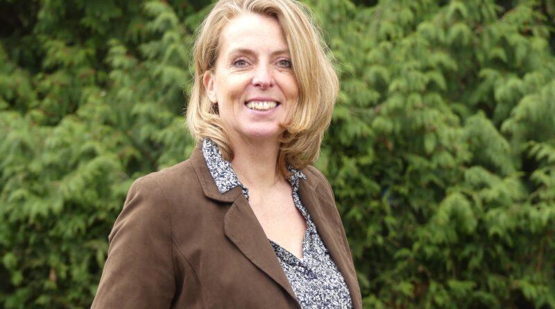 Andrea Keßler, Geschäftsführerin der Regionalen EnergieAgentur e. V.