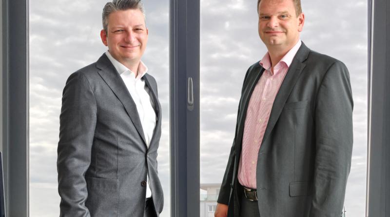 Markus Niendorf und Matthias Keil berichten über Hürden und Erfolgsfaktoren in Bezug auf das Bauprojekt Rewe Fallersleben