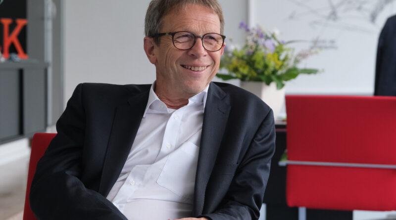 Oberbürgermeister Klaus Mohrs
