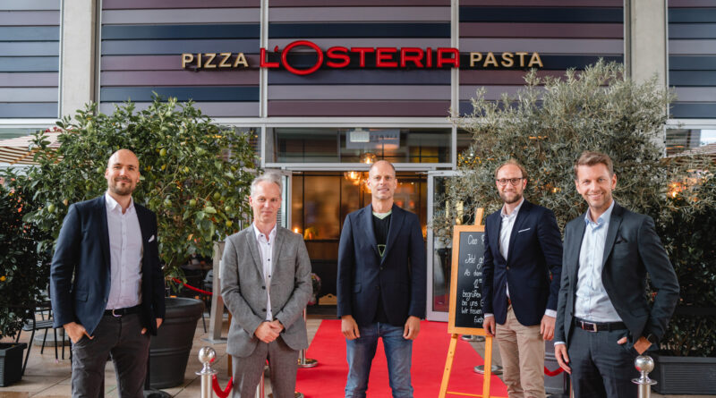 L'Osteria hat in den designer outlets Wolfsburg eröffnet